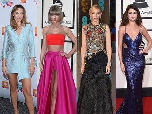 Sylwia Gliwa, Taylor Swift, Cate Blanchett, Selena Gomez, Agnieszka Szulim w olśniewających kreacjach