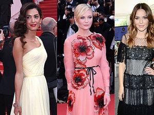 Amal Clooney, Kirsten Dunst, Paulina Sykut, Jennifer Lawrence, Blake Lively w świetnych stylizacjach