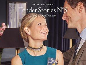 Gwyneth Paltrow TOUS - kolekcja biżuterii jesień zima 2016