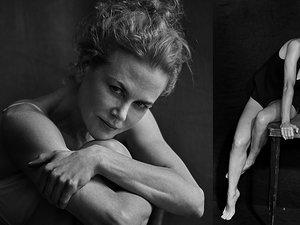 Kalendarz Pirelli 2017 - gwiazdy bez retuszu: Nicole Kidman, Robin Wright
