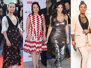 Danuta Holecka, Kylie Jenner, Alicia Vikander, Kim Kardashian