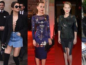 Selena Gomez, Olga Bołądź, Joanna Kulig, Kim Kardashian w nieudanych stylizacjach