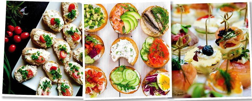 7 Najlepszych Przekąsek W Stylu Finger Food Vivapl