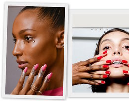 Trendy Fashion Week: Zobaczcie najmodniejsze paznokcie na wiosnę i lato 2018. Manekin manicure was zaskoczy!