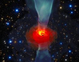 To pierwsze takie zdjęcie w naszej historii! Zobacz, jak wygląda słynna czarna dziura!