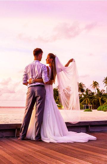10 najmodniejszych kierunków na podróż poślubną w 2020 roku!