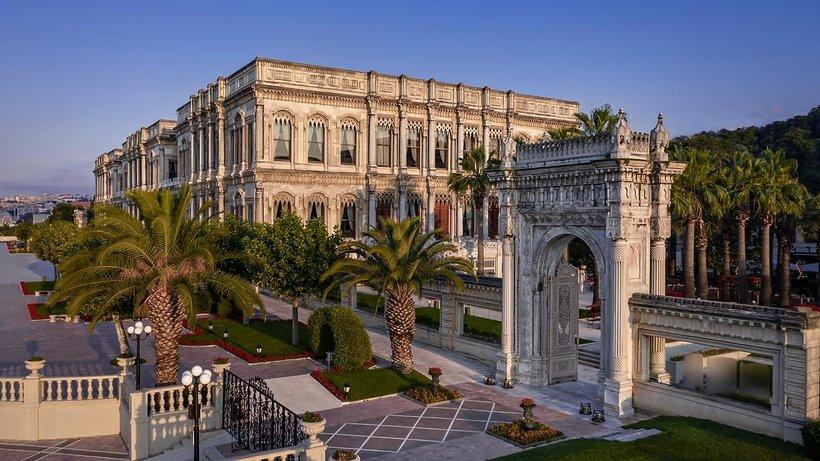 10 niesamowitych nieruchomości, które są teraz hotelami