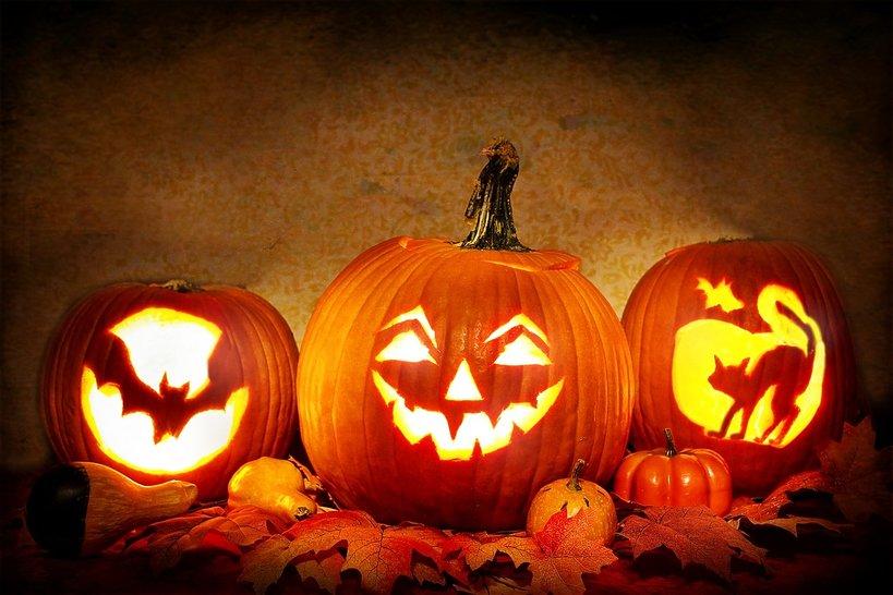 5 pomysłów na niezwykłe dekoracje na Halloween!