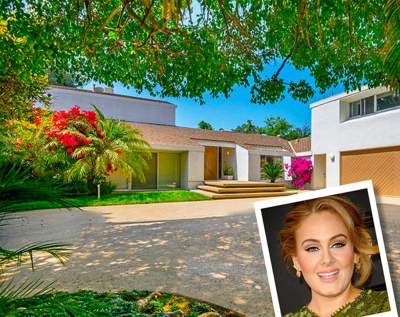 Adele kupiła nowy dom
