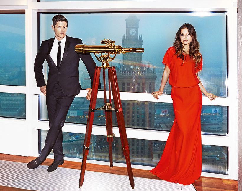 Ania i Robert Lewandowscy kupili nowy apartament w Warszawie