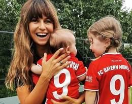 Anna Lewandowska zabrała córeczki na sanki. Wspólne zdjęcie Laury i Klary podbiło serca internautów!