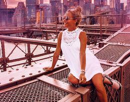Anna Skura w Nowym Jorku