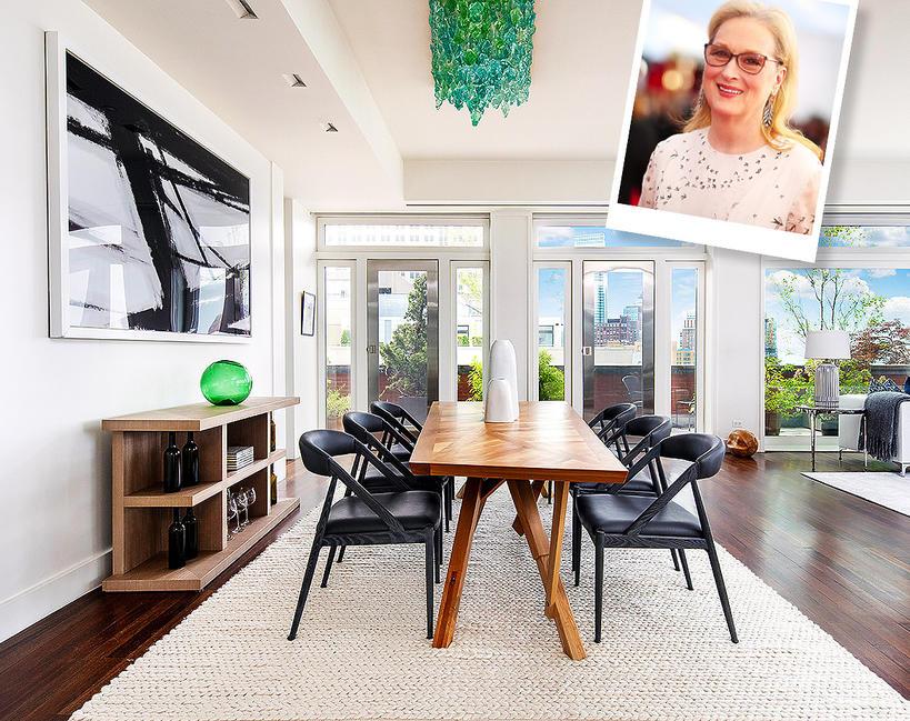 Apartament Meryl Streep