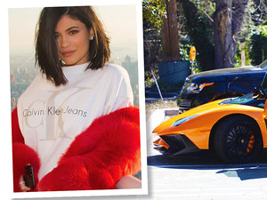 Auta Kylie Jenner