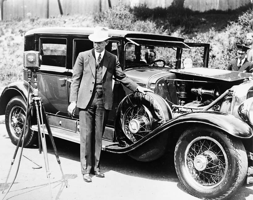 Auto Al Capone na sprzedaż