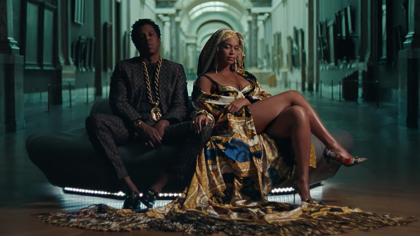 Beyonce i Jay-Z sprawili, że paryski Luwr odwiedziła rekordowa liczba turystów