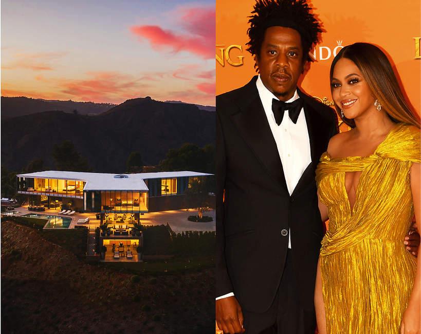 Beyonce i Jay-Z Tiffany dom kampania