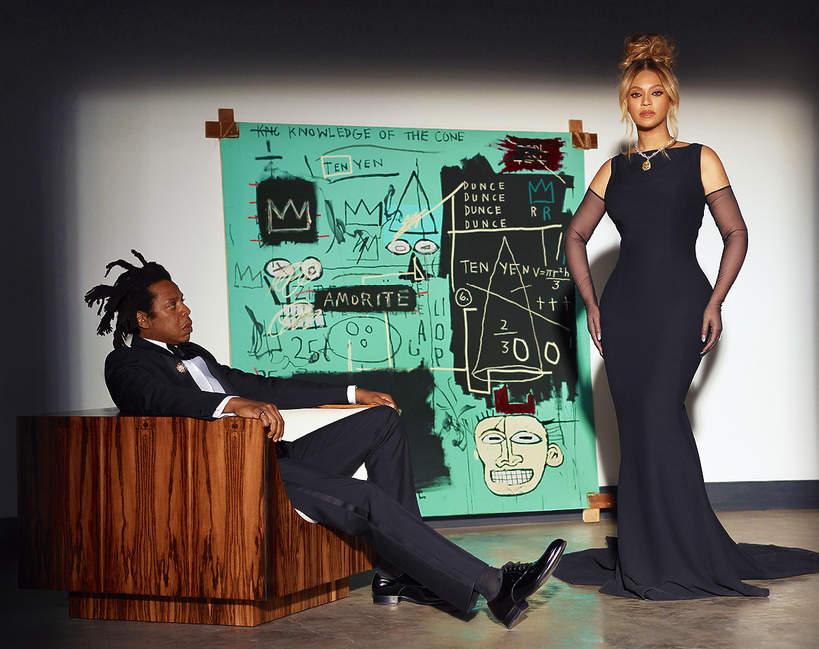 Beyonce i Jay-Z w niesamowitej kampanii Tiffany& Co jak audrey
