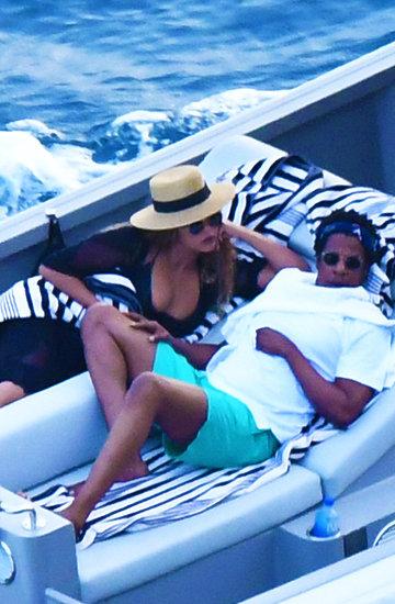 Beyonce i Jay-Z wynajęli jacht za 4 miliony dolarów