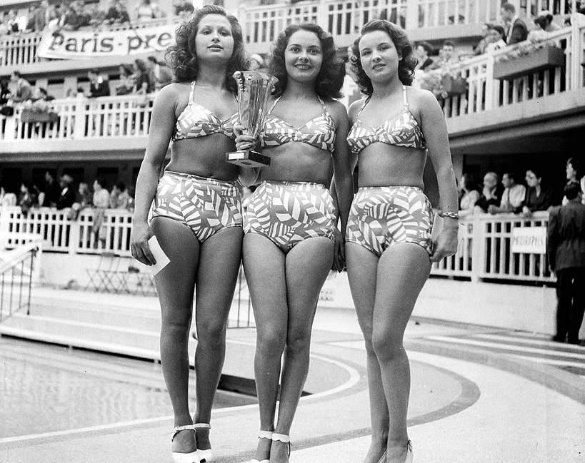 Bikini historia kostiumu