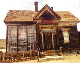 Bodie - miasto duchów w Kalifornii