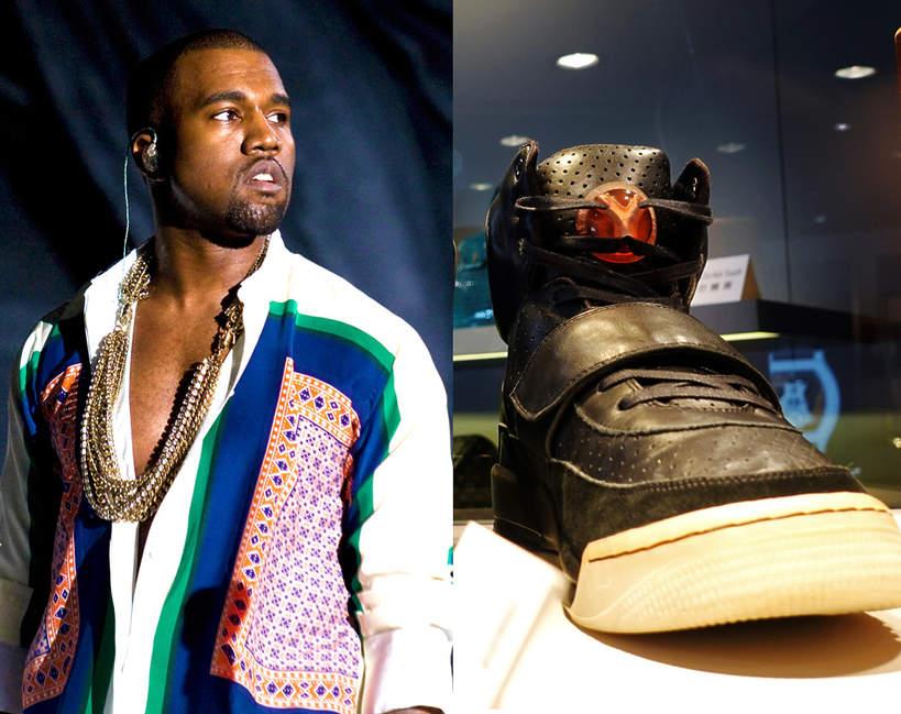 buty kanye west yeezy na aukcji sprzedane za 1,8 miliona dolarow sneakersy trampki