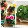 Słodkie inspiracje żywymi roślinami!