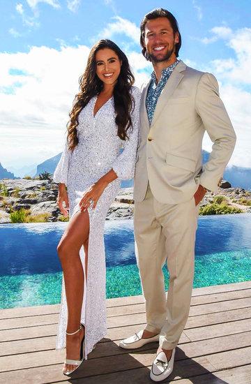 Celia i Grzegorz Krychowiak spędzają miesiąc miodowy na Sri Lance