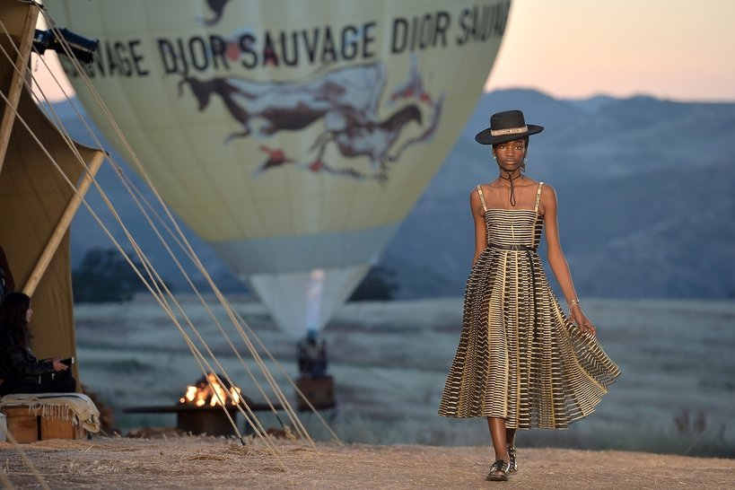 Christian Dior Cruise 2018