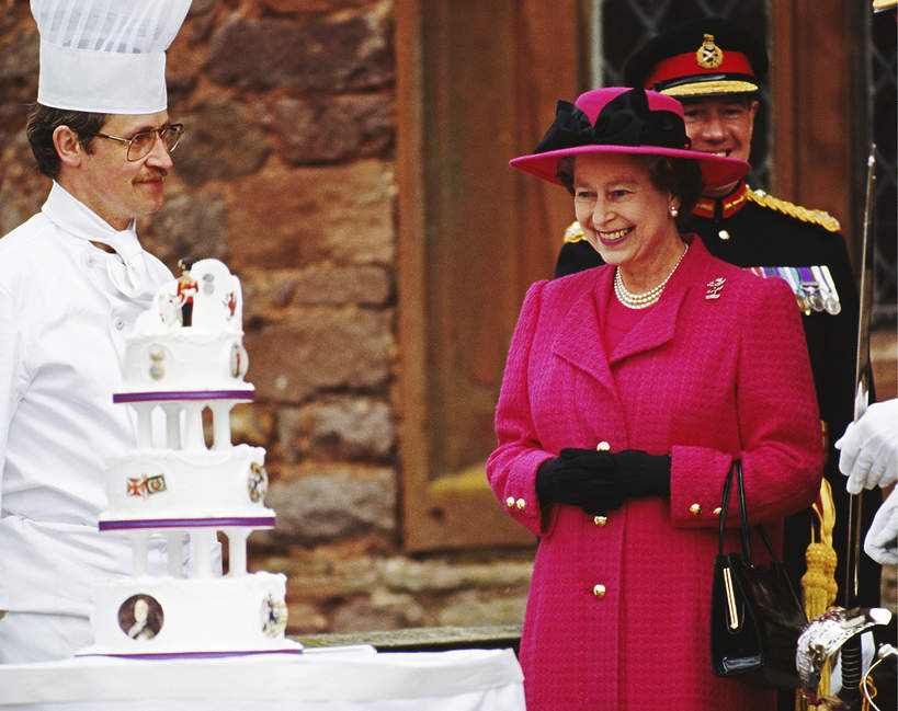 Co lubi jeść królowa Elżbieta?