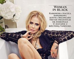 Co Maja Sablewska ma w szafie?