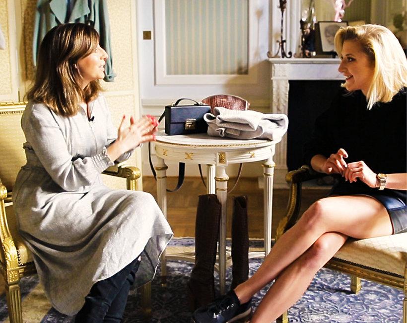 Co w szafie ma Lara Gessler? Fashion talk - wywiad Barbara Łubko