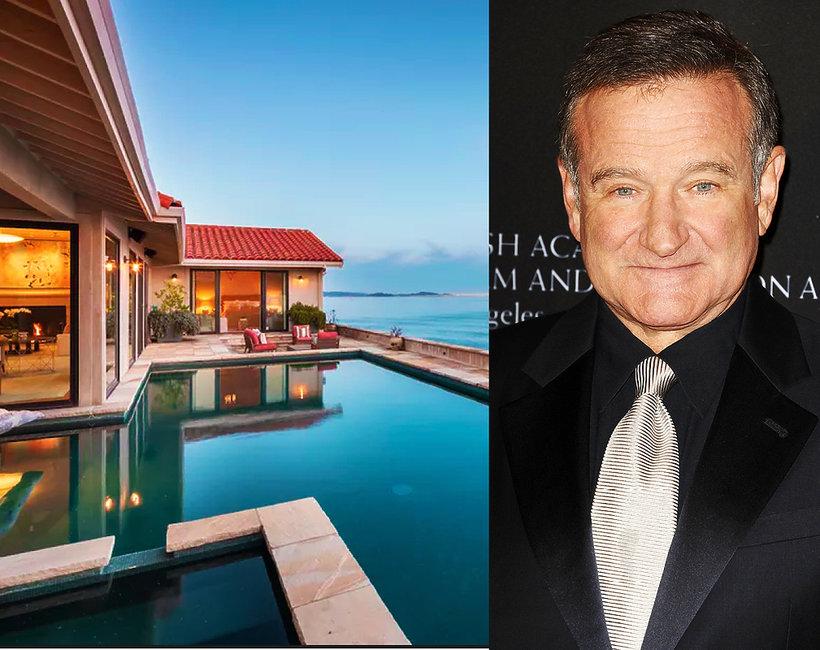 Dawny dom Robina Williamsa na sprzedaż
