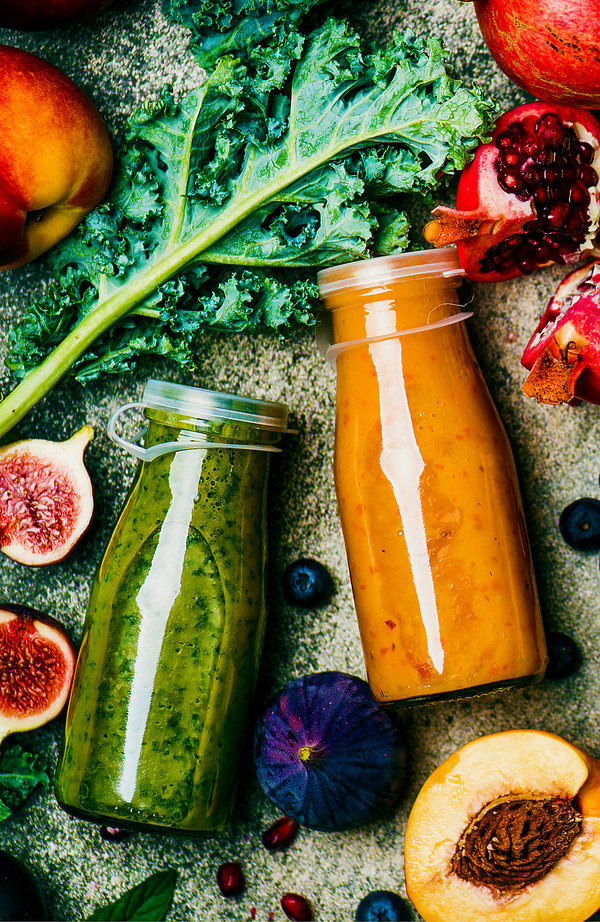 Dieta i detoks sokowy