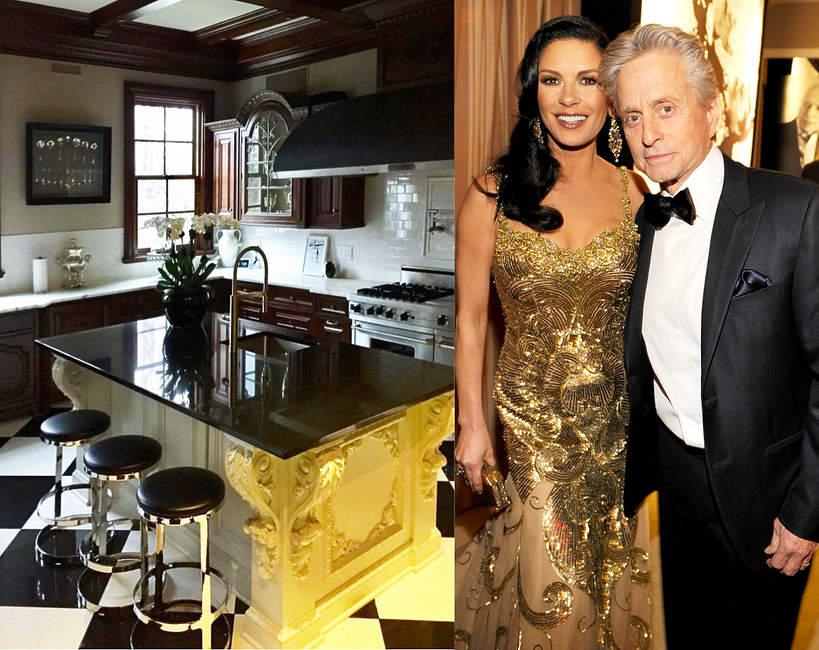 Dom Catherine Zety-Jones i  Michaela Douglasa