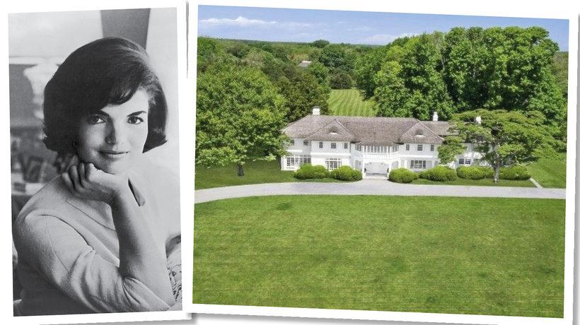 Dom Jackie Kennedy w Hamptons sprzedany za 30 milionów dolarów