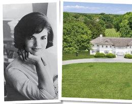 Luksus i elegancja? Dom Jackie Kennedy sprzedany za 30 milionów dolarów. Zobacz, gdzie się wychowała i jak mieszkała!