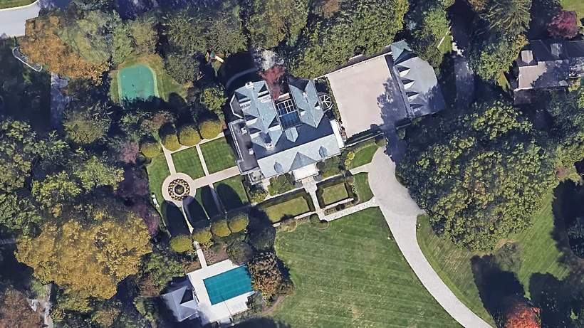 dom Joe Bidena i Kamali Harris posiadlosc luksusowa prywatna prezydenta i wiceprezydent