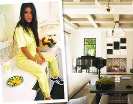 Tak mieszka Kourtney Kardashian! Co zadziwia we wnętrzach jej domu?