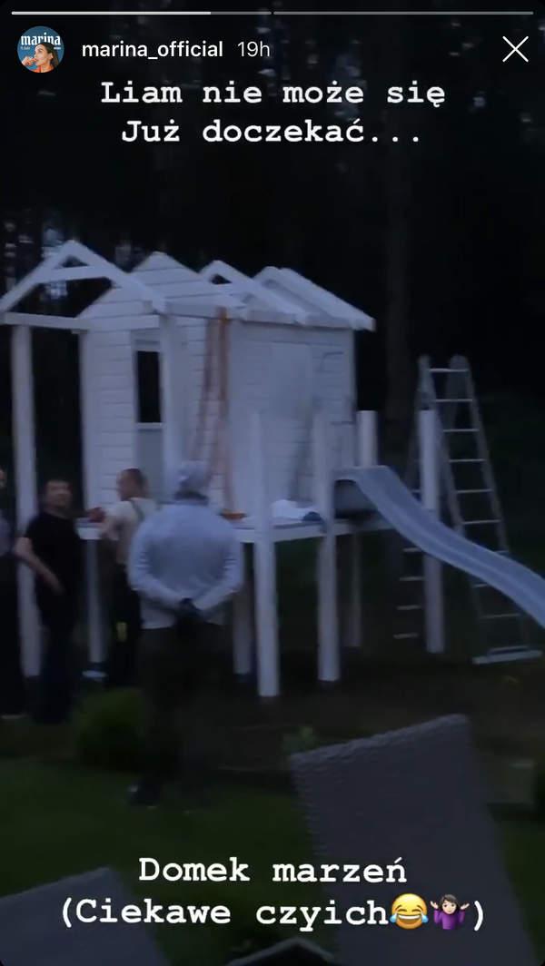 dom-liama-w-ogrodzie-mariny-i-wojtka-bialy-projekt