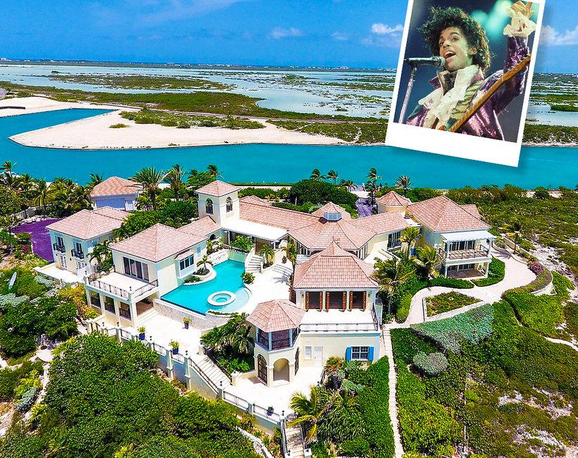 Dom Prince'a w Turks i Caicos na sprzedaż