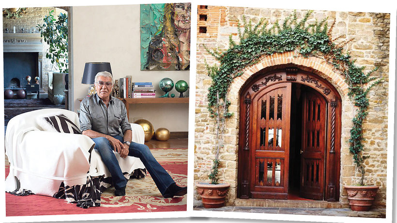 Dom projektanta Roberto Cavalli we Florencji