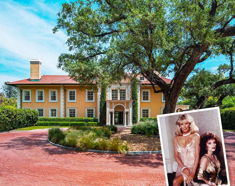 Dom z serialu Dynastia sprzedany za ponad 15 milionów dolarów