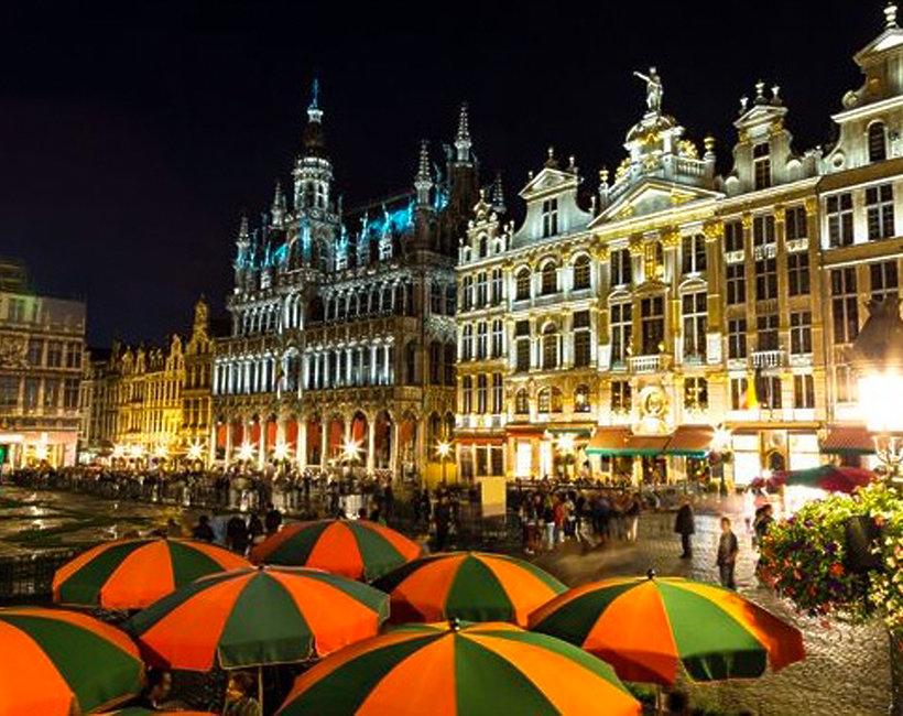 Bruksela na weekend - zwiedzanie