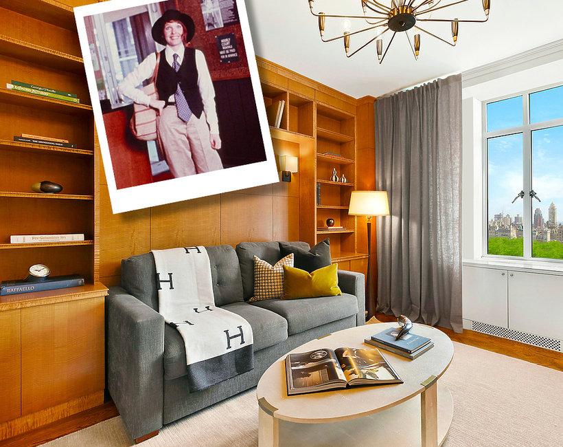 Dom Diane Keaton na sprzedaż