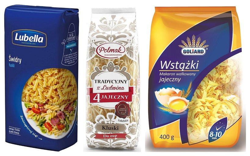 Dziś Światowy Dzień Makaronu! Świętuj go, przygotowując dania Ani Lewandowskiej i Ani Starmach! makaron lubella, polmak