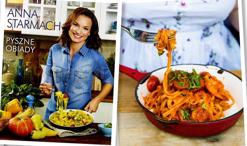 Światowy Dzień Makaronu dania z makaronem Ani Lewandowskiej i Ani Starmach! restauracja si warszawa plac bankowy