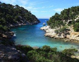 Południe Francji - droga szczytów
