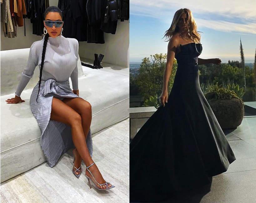 Domy slynnych kobiet Kim Kardashian Jennifer Aniston