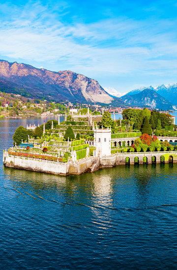 Donatella Versace kupiła nowy dom nad jeziorem Maggiore